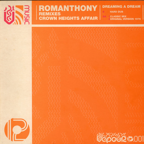 Crown Heights Affair - Dreaming A Dream (Romanthony Remixes)