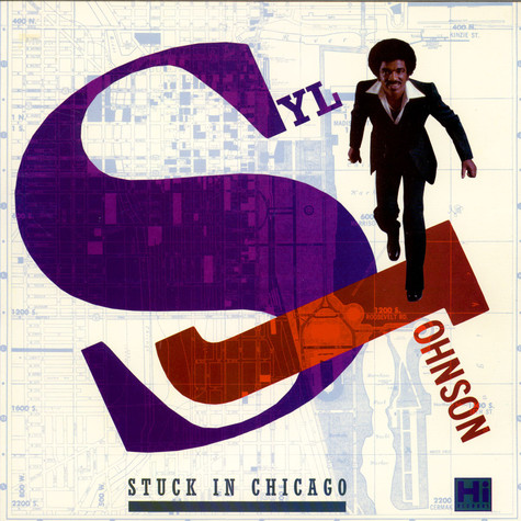 Syl Johnson - Stuck In Chicago