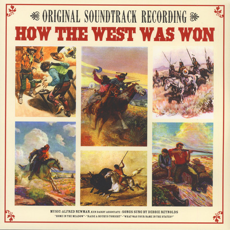 V.A. - OST How The West Was Won