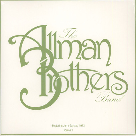 Allman Brothers, The - Live At Cow Palace Volume 2