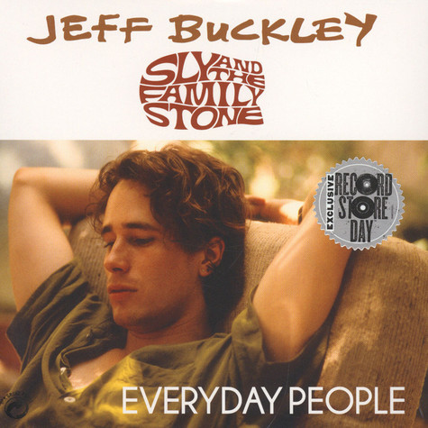 Jeff Buckley - Everyday People (Jeff Buckley) / Everyday People (Original Version Sly & Family Stone)