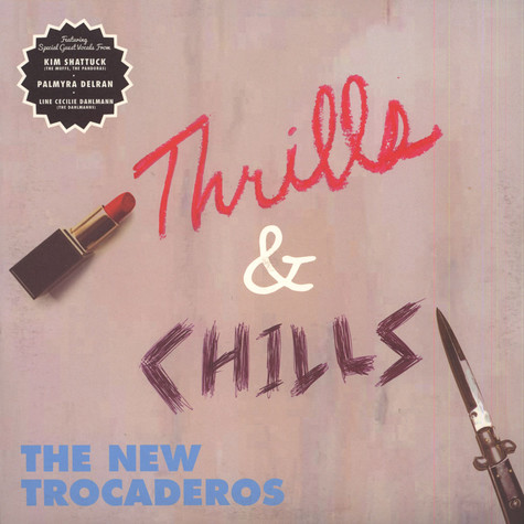 New Trocaderos - Thrills & Chills