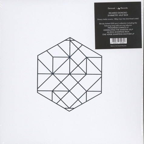 Ricardo Donoso - Symmetry Box Set