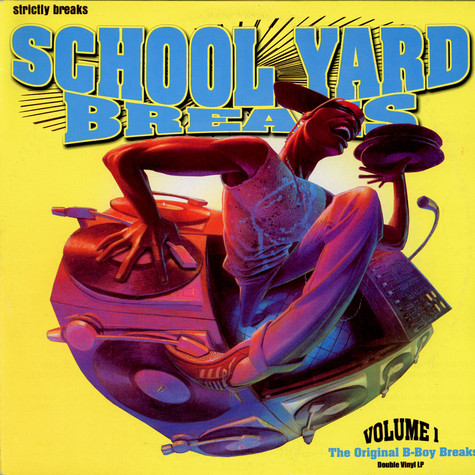 V.A. - School Yard Breaks