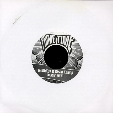 T.O.K. & Sizzla / Alice Russell - Rocking' Solid / Flying Hand