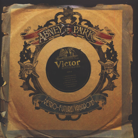 Abney Park - Retro-Future Vagabond