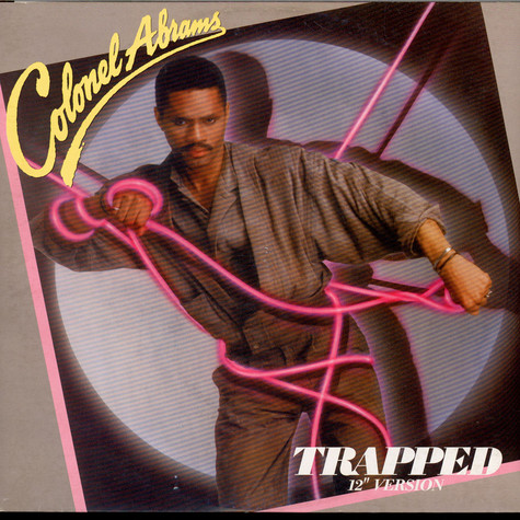 "Colonel Abrams - Trapped (12"" Version)"