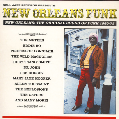 V.A. - New Orleans Funk