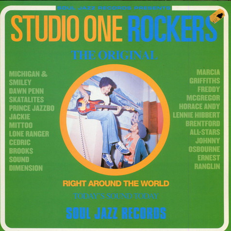 V.A. - Studio One Rockers