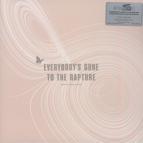 Jessica Curry - OST Everybody's Gone To The Rapture Black Vinyl Edition