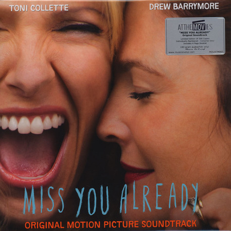 V.A. - OST Miss You Already White & Green Vinyl Edition