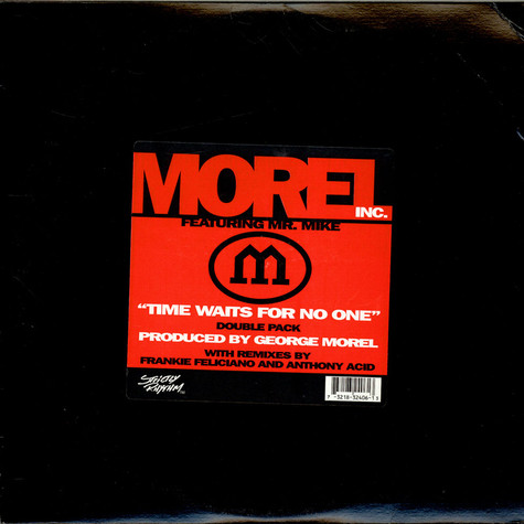 Morel Inc. - Time Waits For No One