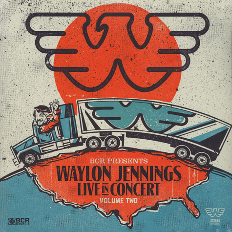 Waylon Jennings - Live In Concert Volume 2