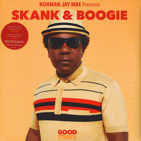 Norman Jay - Norman Jay MBE Presents Skank & Boogie