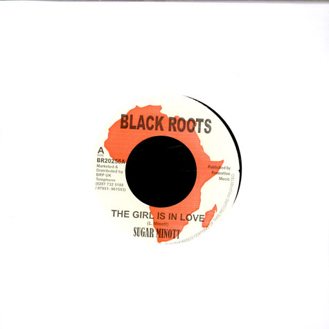 Sugar Minott - The Girl Is In Love / Have You Ever Found A Love