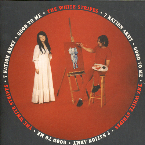 White Stripes, The - 7 Nation Army