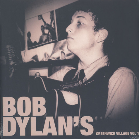 V.A. - Bob Dylan's Greenwich Village Volume 1