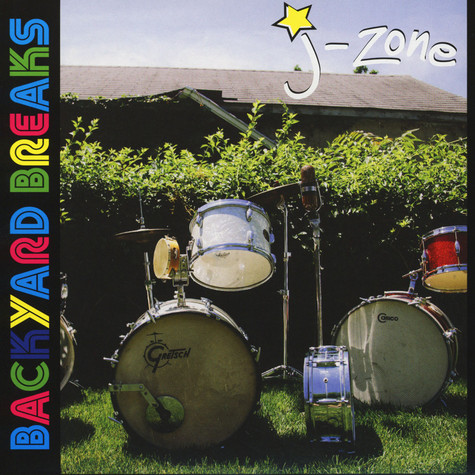 J-Zone - Backyard Breaks