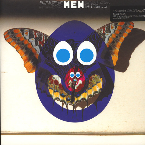 Mew - No More Stories Are Told Today Black Vinyl Edition