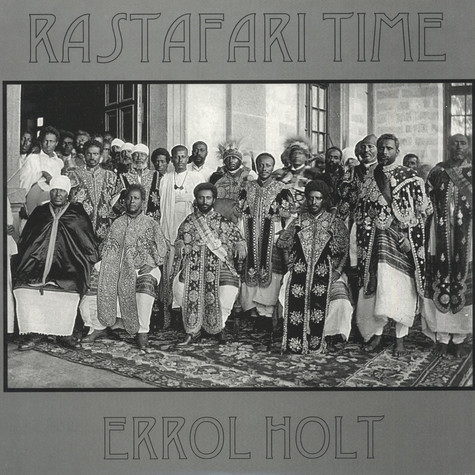 Errol Holt - Rastafari Time