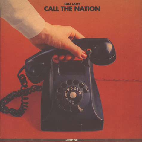 Gin Lady - Call The Nation Colored Vinyl Edition