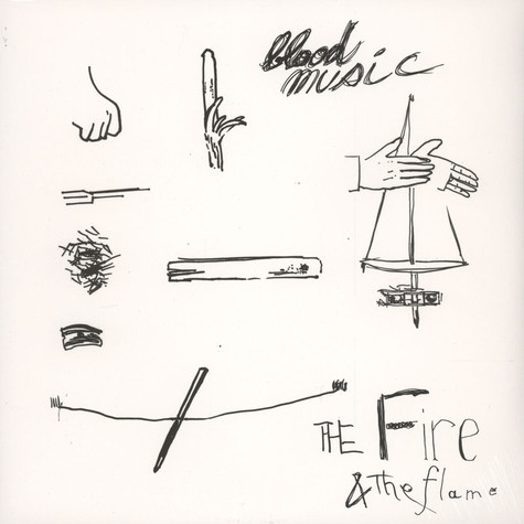 Blood Music - The Fire And The Flame