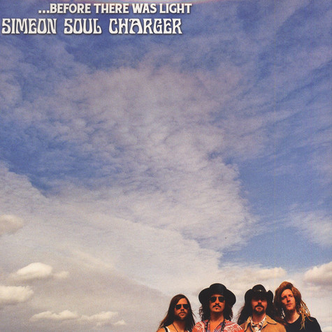 Simeon Soul Charger - …Before There Was Light