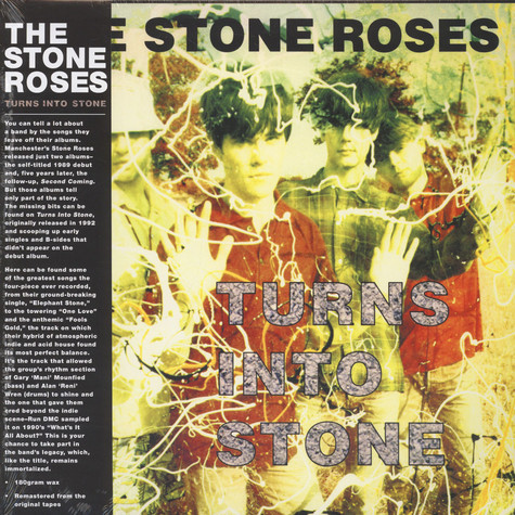 Stone Roses, The - Turns Into Stone