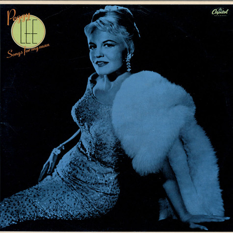 Peggy Lee - Songs For My Man