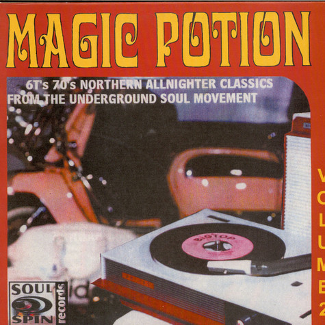 V.A. - Magic Potion Volume 2
