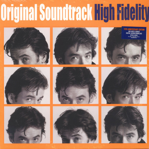 V A Ost High Fidelity Vinyl 2lp 2000 Us Reissue