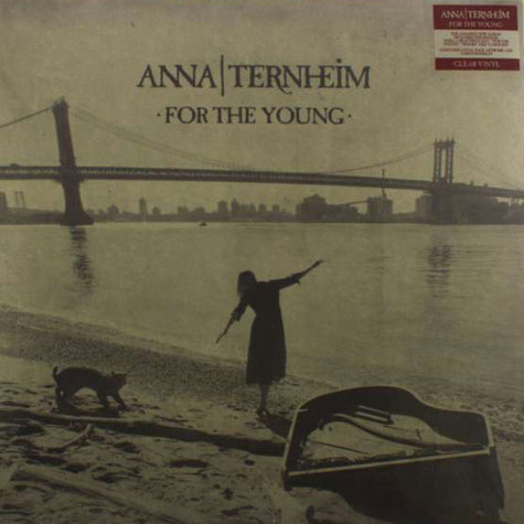 Anna Ternheim - For The Young Clear Vinyl Edition