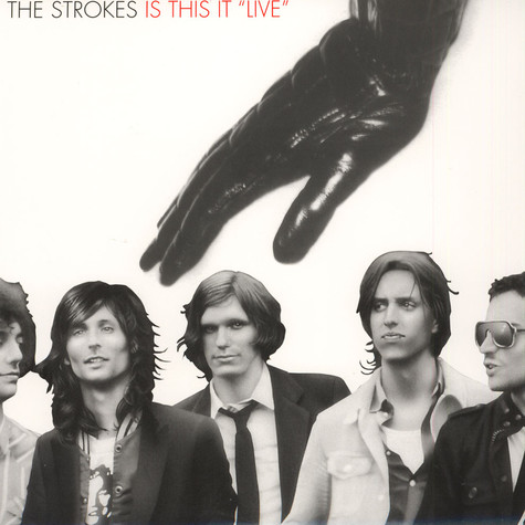 """Strokes, The - Is This It """"Live"""""""