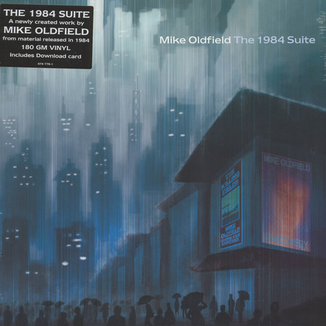 Mike Oldfield - The 1984 Suite