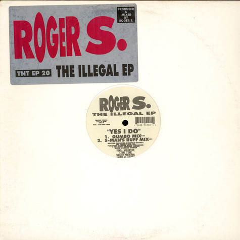 Roger Sanchez - The Illegal EP