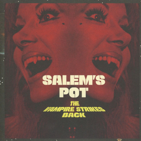 Salem's Pot - The Vampire Strikes Back Black Vinyl Edition