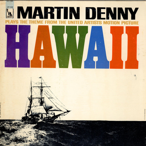 Martin Denny - Hawaii