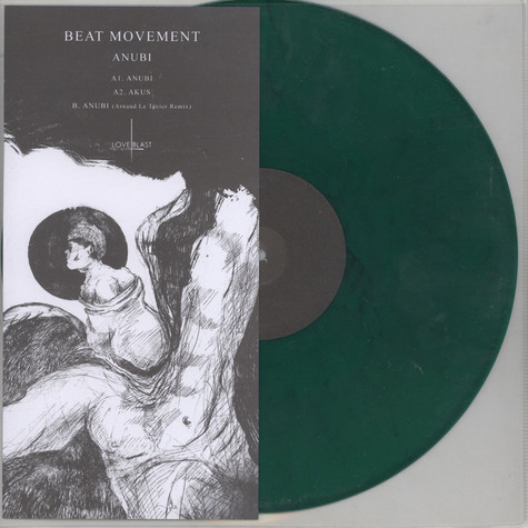Beat Movement - Anubi EP Arnaud Le Texier Remix