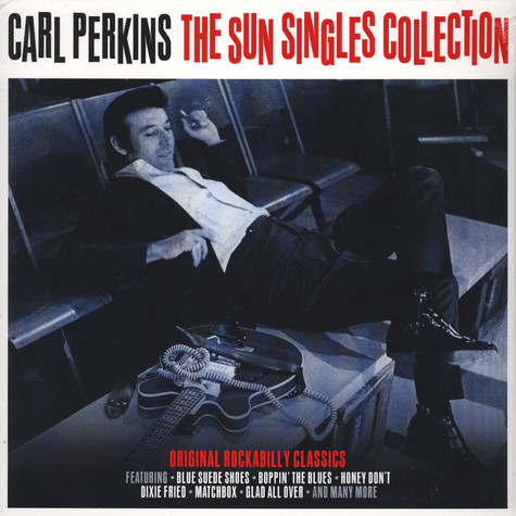 Carl Perkins - The Sun Singles Collection