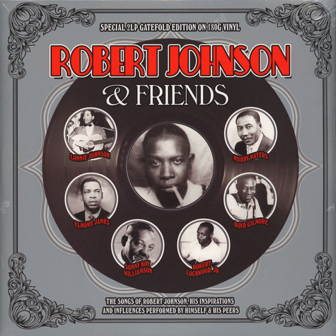 Robert Johnson & Friends - Robert Johnson & Friends