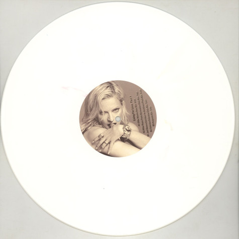 Madonna - Love For Living Part 1 White Vinyl Edition