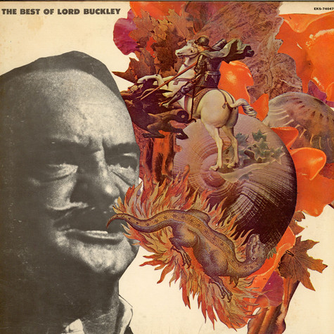 Lord Buckley - The Best Of Lord Buckley