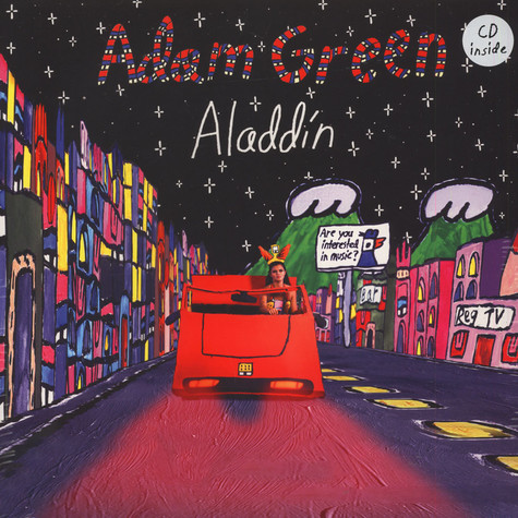 Adam Green - Aladdin
