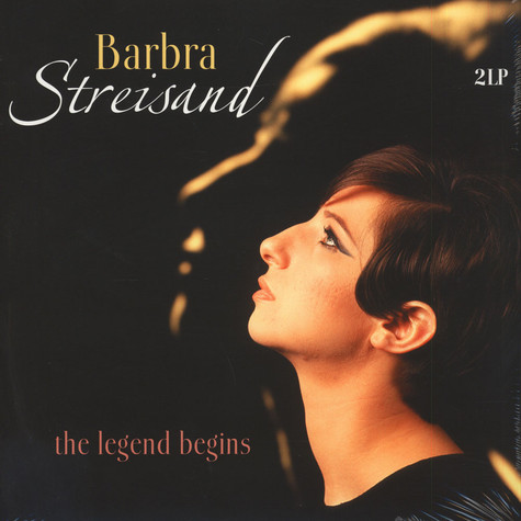 Barbra Streisand - The Legend Begins