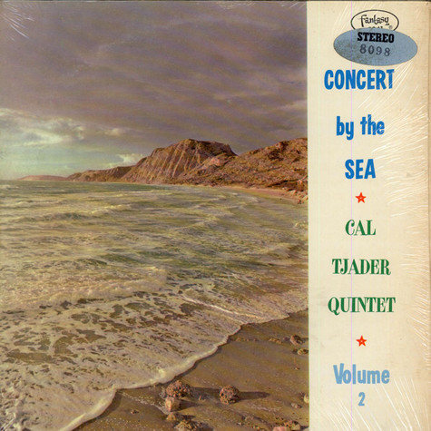 Cal Tjader Quintet - Concert By The Sea, Volume 2