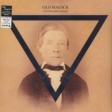 Steven James Adams - Old Magick