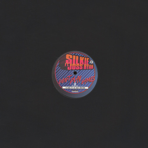 Silkie - Don't Play Games EP feat. Joss Ryan