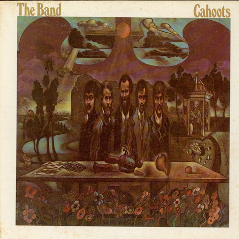 Band, The - Cahoots