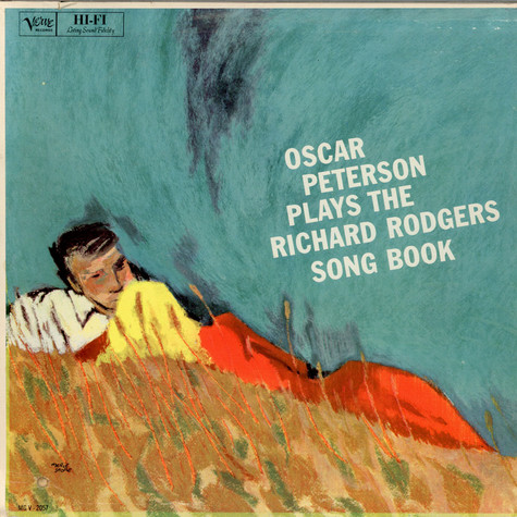 Oscar Peterson - Oscar Peterson Plays The Richard Rodgers Songbook