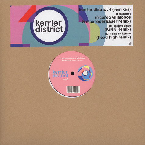Kerrier District - 4 Remixes